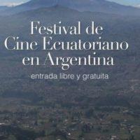 Festival Cordillera: cine ecuatoriano en Argentina