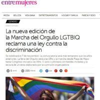 La nueva edición de la Marcha del Orgullo LGTBIQ reclama una ley contra la discriminación